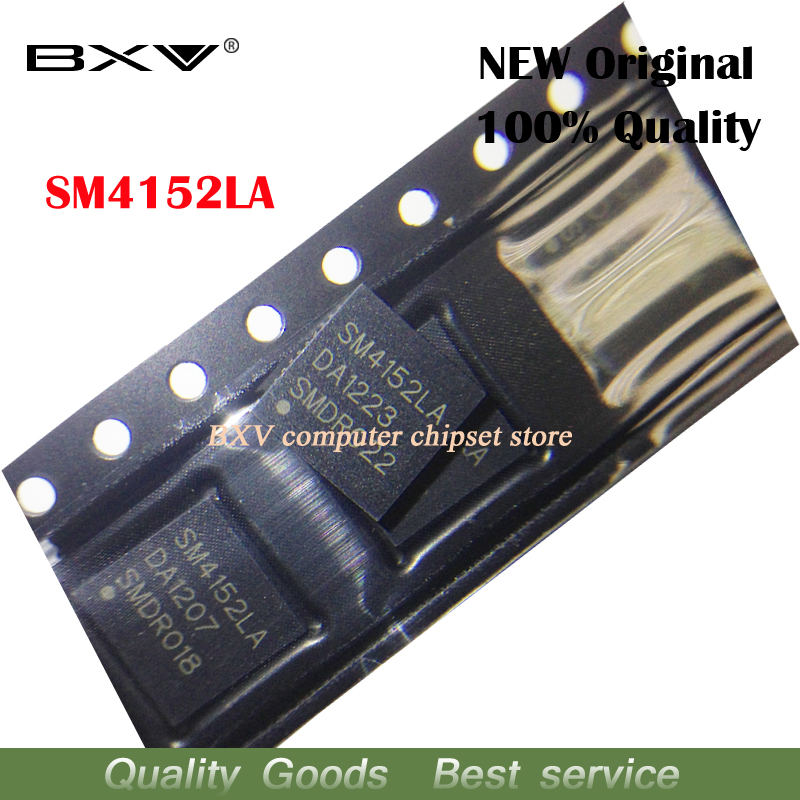 2шт SM4152 QFN 48 SM4152LA новый оригинальный QFN|Интегральные схемы|   | АлиЭкспресс