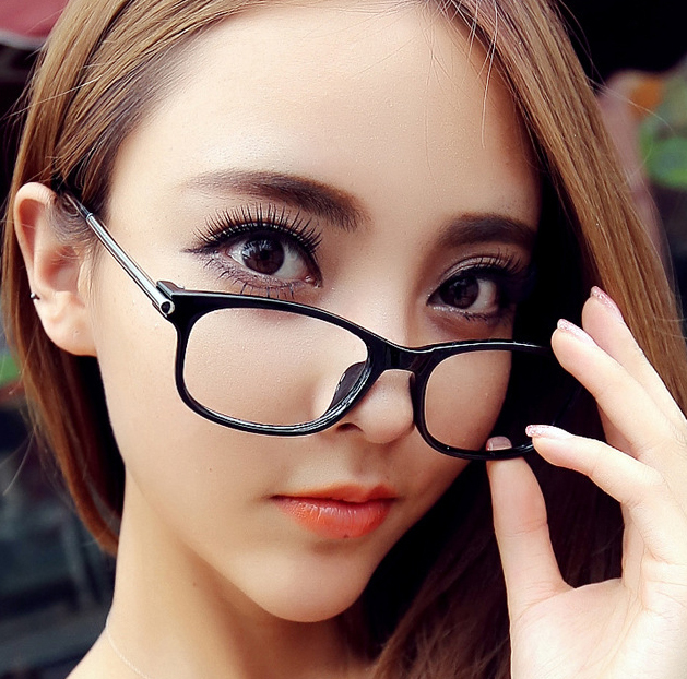 4387c45a0 New 2015 fashion Metal reading glasses women PC Goggles unisex eyeglasses  Anti-Radiation Computer glass oculos de grau feminino