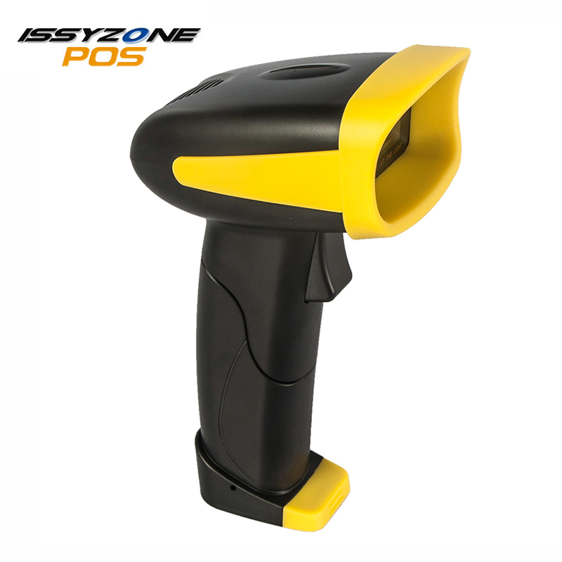 ISSYZONEPOS Barcode Scanner Reader Handheld 32Bit High Scaned Speed POS Bar Code Scan for inventory I2DBC002 стакан tescoma crema 500 мл