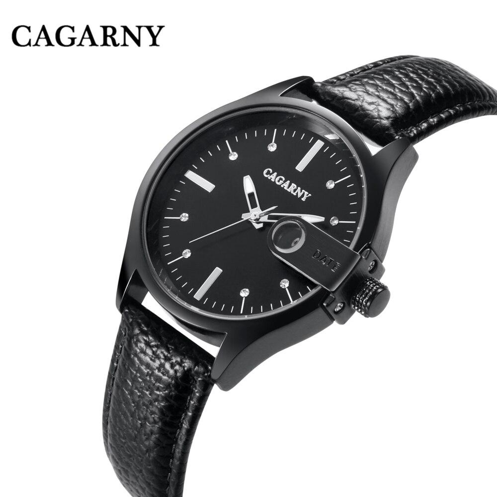New Fashion Sport Brand Men Women Watches Leather Strap Casual Auto Date Quartz Couple Watches Relogio Femininos