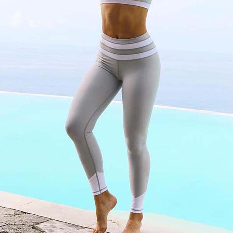 Women Sporting Leggings Sexy High Waist Leopard Print Skinny Punk Rock Leggings Elastic Femme Compression Fitness Pants Capris