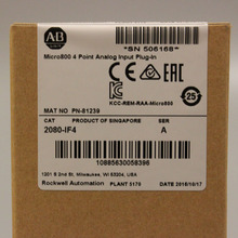 2080-IF4 2080IF4  PLC Controller,New & Have in stock