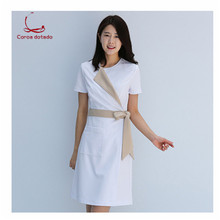 Korean plastic surgery hospital nurse dress medical beauty salon dental nurse skin management uniform conflict management styles used by nurse managers