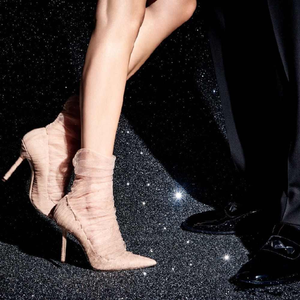 MONMOIRA di Cristallo di Lusso di Alta Tacco Pompe Delle Donne Eleganti Scarpe Da Sposa In Pizzo Sexy Delle Donne Scarpe A Punta Degli Alti Talloni Delle Donne SWB0141