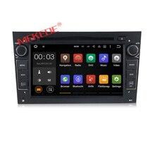 Quad Core Android7.1 1024*600 Kapazitiven Bildschirm Autoradio für Vauxhall Opel Astra Vectra Antara Zafira Corsa DVD GPS Navi