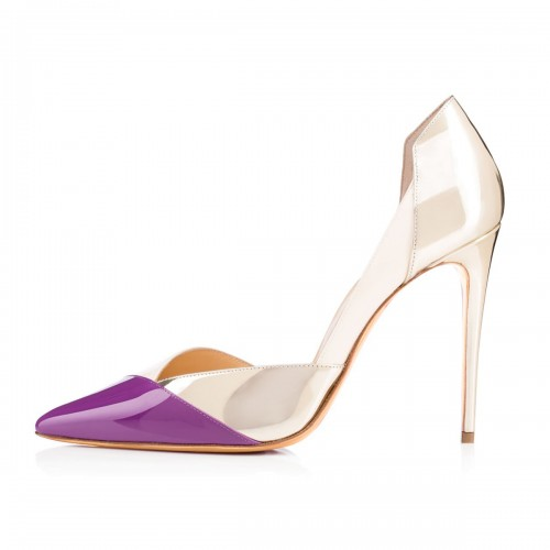 Popular Purple Patent Leather Pumps-Buy Cheap Purple Patent ...