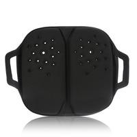 1PC Portable Anti Slip Office Chair Wheelchair Car Gel Seat Cushion Pad Protector Cover Mat Massage