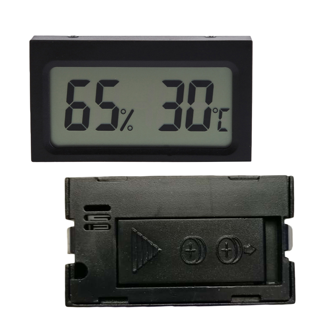 High-accuracy LCD Thermometer Hygrometer Electronic Temperature Humidity Meter Indoor -30C~50C Detector Termometro 20%RH~99%RH