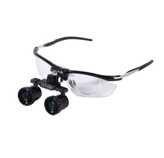 DY-113 Dental power 2.5X-3.5X Loupe Binocular Loupes optional LED Head Light ботинки гравитационные dy bt 166