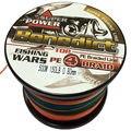 Высокое качество 500 м 150LB 0.8 мм рыболовные шнур 4 strands ужин сильный япония чп мультифиламентные плетеная провода