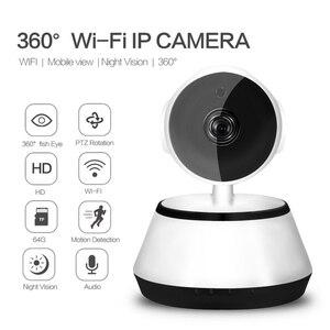 Image 2 - HD 1080 P Câmera de Vigilância IP Sem Fio Da Câmera Night Vision Two way Voz 2.4 Ghz Wifi Indoor Casa Inteligente monitor Do Bebê de segurança