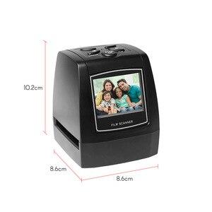 "Image 3 - נייד 5MP 35mm שלילי סרט סורק שלילי שקופיות תמונה סרט ממיר USB כבל עם 2.4 ""LCD"
