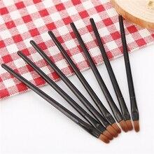 50Pcs Disposable Lip Brush Gloss Wands Applicator Makeup Cosmetic Beauty Tool Lip Liner Brush Lip Makeup Tools