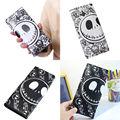 skull Print wallet for women Cartoon wallet womens luxury purses female Pocket Money Bag