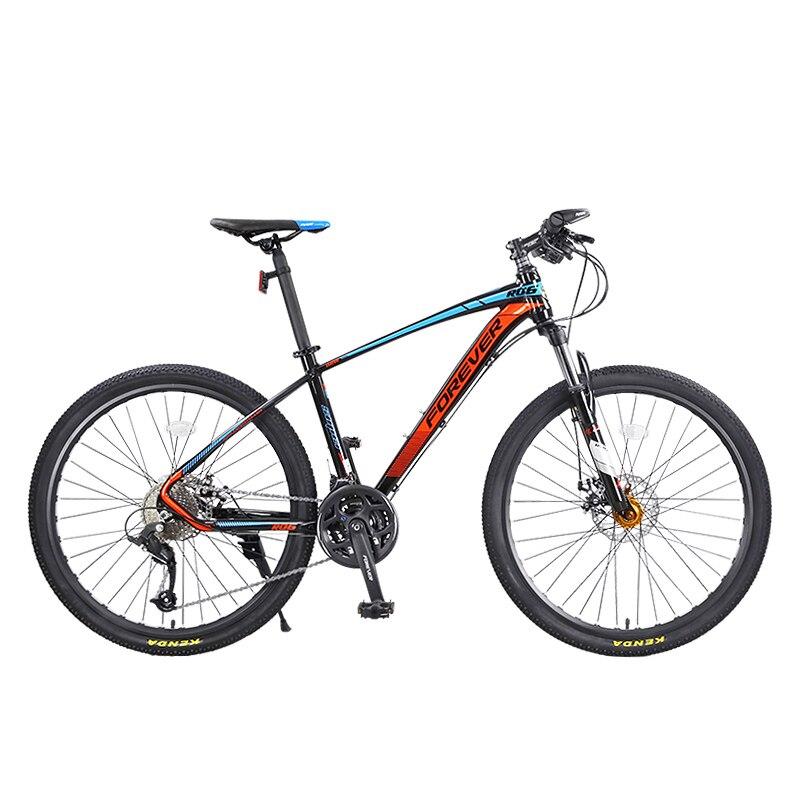 27-speed Mountain Bike Men And Women Adolescent Students Shock Off-road Racing