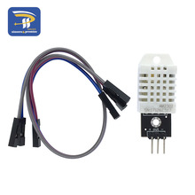 DHT22 цифровой датчик температуры и влажности AM2302 модуль PCB с кабелем