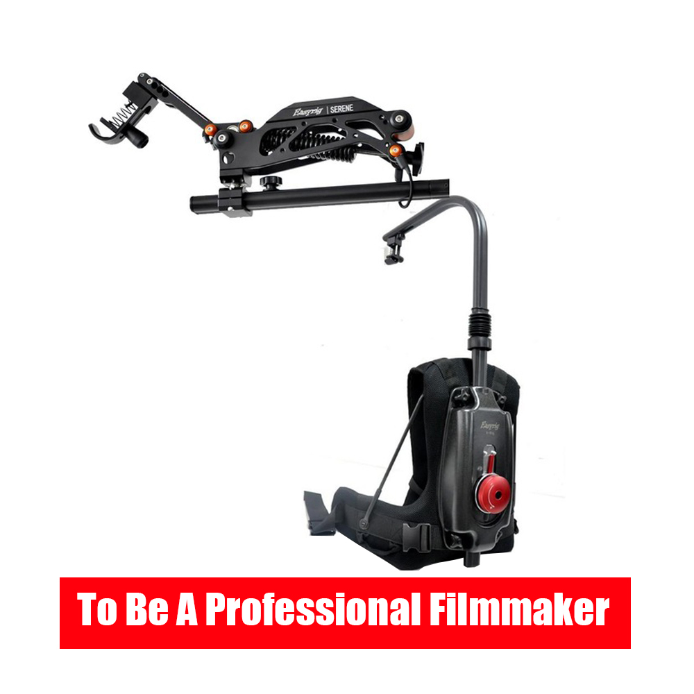like EASYRIG video Serene camera gimbal stabilizing support for dslr DJI Ronin M 3 AXIS gimbal stabilizer with flowcine serene цена