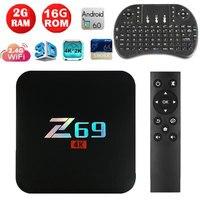 T95N MINI M8spro Android Tv Box S905 Quad Core 2GB 8GB 2 4GHz WIFI Iptv Kodi