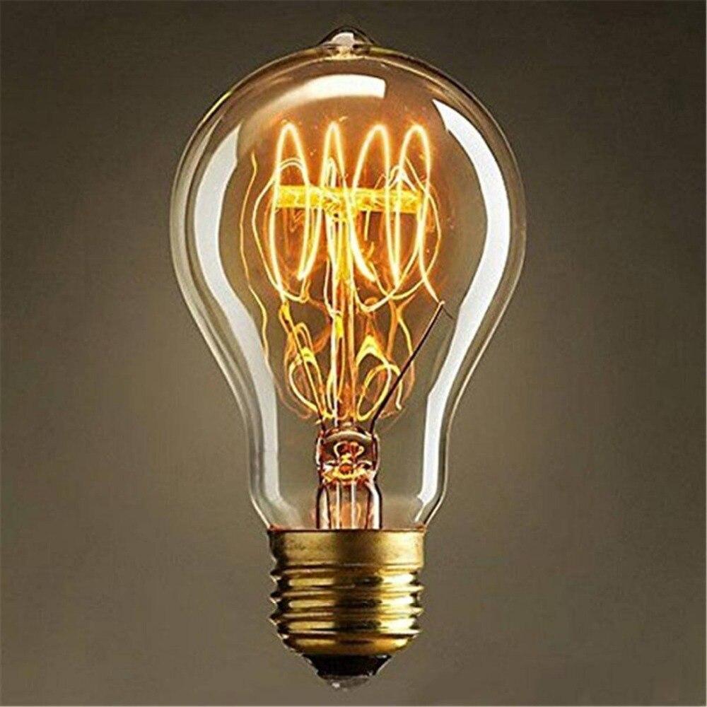 hrsod e27 ampoule edison filament bulbs lampe classique vintage antique retro vintage industrial. Black Bedroom Furniture Sets. Home Design Ideas