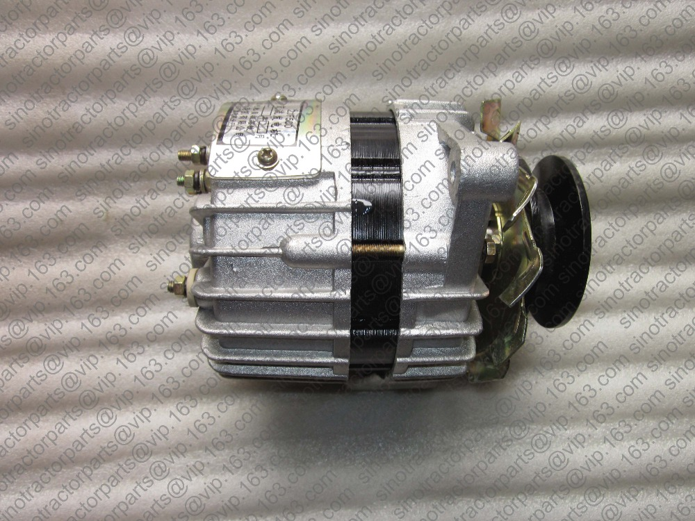 Shenniu tractor parts, the SN250 SN254 alternator for engine HB295T, part number:  shenniu tractor parts the sn250 sn254 differential axle part number 25 39 103