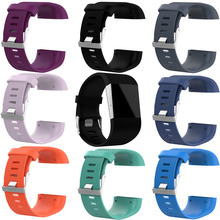 Watch Strap Accessories Replacement For FitbiT Surge SmartWatch Silicone Breathable Waterproof Wristband 1EH