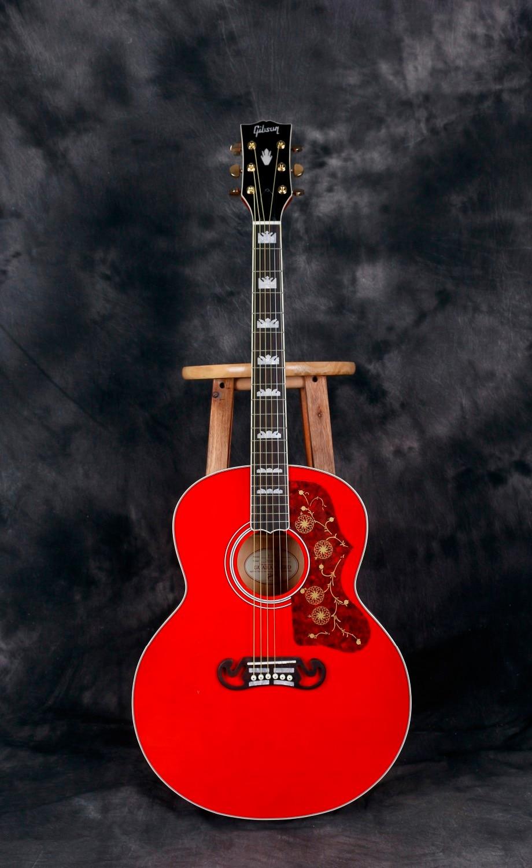 42 inch Sapele veneer wood guitar,veneer acoustic guitar technique of lacquer bake dumb light suitable for teaching performance
