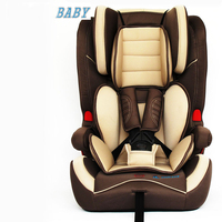 Child Car Safety Seats 3 12 Years Baby Car Seat Portable Comfortable Infant Baby Safety Seat