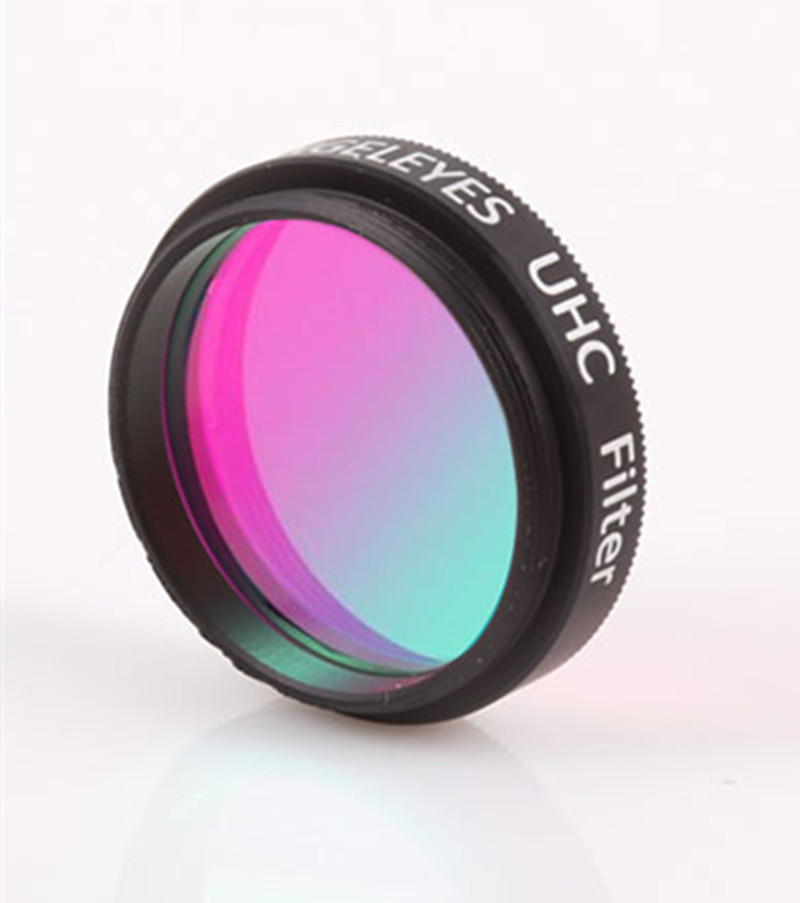 1.25 Inch UHC Light Pollution Reduction Filter for Telescope UHC Telescope Filter