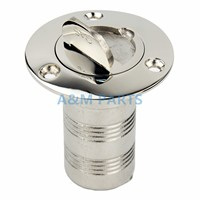 Marine Keyless Boat Deck Fill Filler Stainless Steel 316 1 1 2 Gas