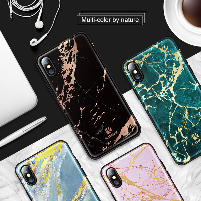 Luxury Silicon Mobile Phone Cases for Apple iPhone X 7 8 Plus Cover