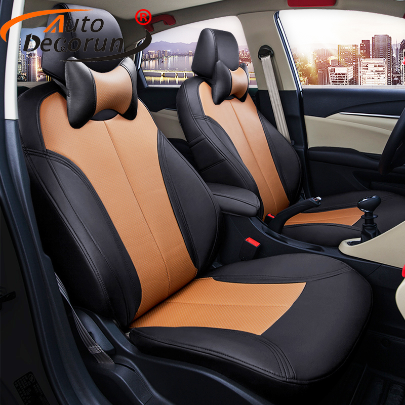 AutoDecorun PU leather covers seat for lexus rx350 rx330 rx300 rx450h rx400h seat covers cars accessories car cushion supports