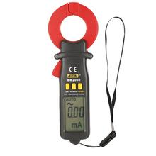 SZBJ BM2060 Professional leakage current test digital clamp meter Measuring the precision of the micro current to 0.01A etcr040 high accuracy ac leakage current clamp meter with leakage current tester