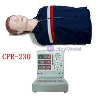 HeyModel Half body Computer cardiopulmonary resuscitation simulator CPR230 first aid training Manikin