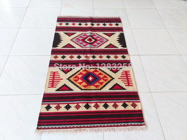 Amazing Navajo Teppiche Fr Hause Wind Gitter Antrim Teppich Kelim  Tapisserie Wandteppich Handwoven Wolle Teppich Fr With Teppiche Wolle