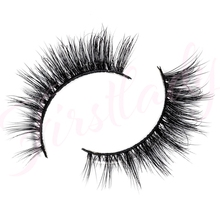 Free shipping 3d luxury 100 real mink strip lashes lilly lashes beverly hills natural fluffy soft