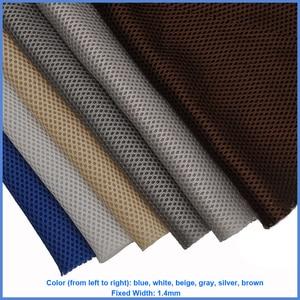 Image 5 - Prata/vermelho/branco/azul/preto/bege/rosa/marrom/amarelo alto falante pano de poeira grade filtro tecido malha alto falante pano de malha 1.4x0.5m