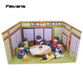 Osomatsu San Mr osomatsu san Karamatsu Ichimatsu Mini PVC Figures Collectible Model Toys 6-pack 5cm