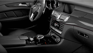 Image 4 - Película de vinilo de fibra de carbono brillante 5D para coche, 200cm x 50cm, lámina impermeable, bricolaje, pegatinas decorativas, accesorios para coche