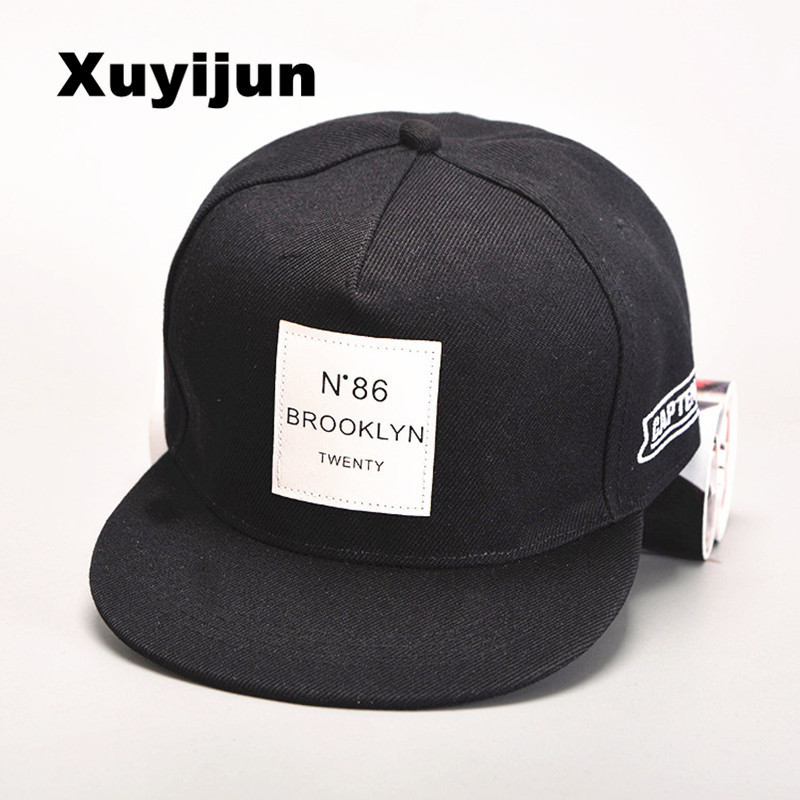 Xuyijun 2017 years lifestyle cosmetics snap hat cool backpack letter baseball cap bboy hip hop hat for male female dad cap ...