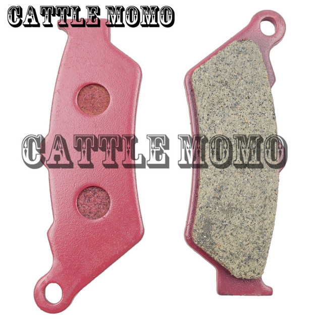 Ceramic Motorcycle Front Brake Pads For BMW F650GS 1993-2010 G650 2007 2008 2009 For DUCATI GT1000 2007-2010 Sport1000S 07-2009