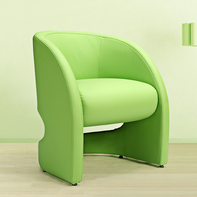 Lounge Chair Stylish Simplicity Green Armchair Desk Chair Ergonomic