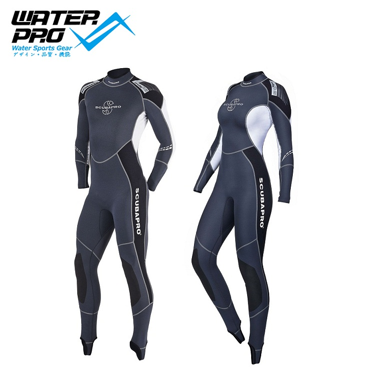 все цены на Scubapro PROFILE 0.5mm Men & Lady Wetsuit Scuba Diving suit онлайн