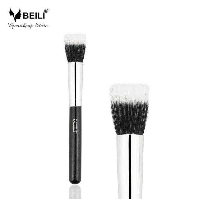 Beili Black 122 Small Single Liquid Foundation Concealer Wool Fiber