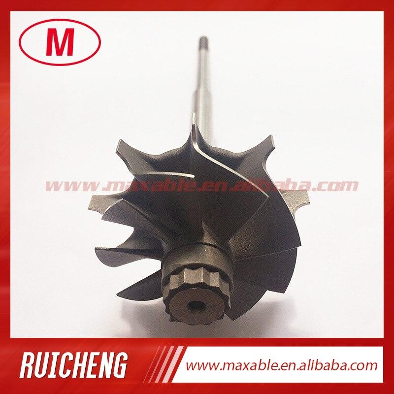 Турбинное колесо и вал CT12B 17201-67010 17201-67040/турбоколесо для LAND CRUISER HI-LUX 1993 1KZ-T 1KZ-TE KZN130 л