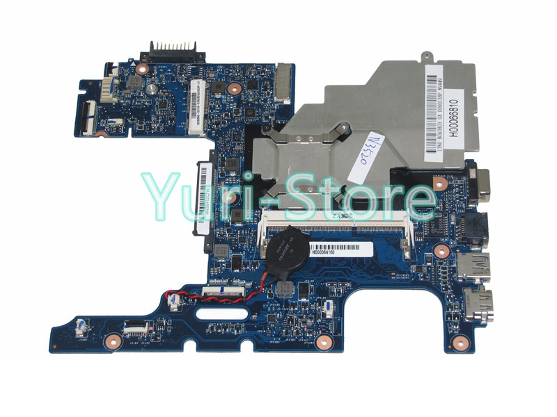 NOKOTION H000064160 Laptop For toshiba satellite NB15 NB15T MA10 Mainboard REV 2.2 CPU N2810 Onboard DDR3 board nokotion sps v000198120 for toshiba satellite a500 a505 motherboard intel gm45 ddr2 6050a2323101 mb a01