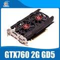 Видеокарта nvidia Чипсет geforce GTX760 2 ГБ GDDR5 256Bit 6004 МГц DVI HDMI