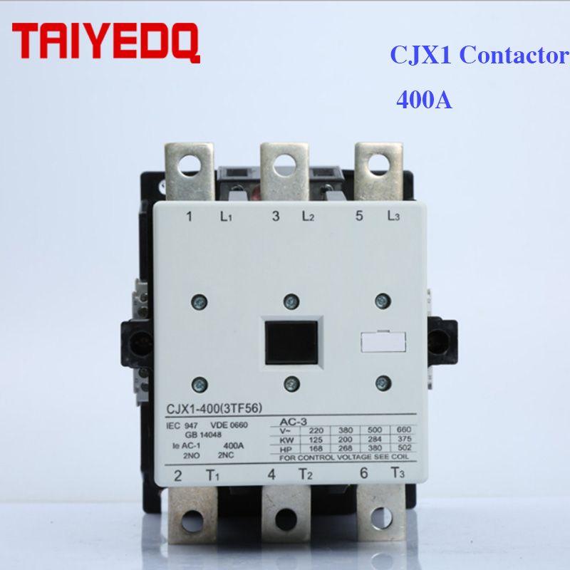 CJX1 12A AC magnetic contactor CJX1 12/22 3TB41 Electric control ...