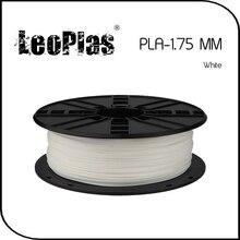 Быстрая доставка по всему миру прямого производителя 3D-принтеры Материал 1 кг 2.2 фунты 1.75 мм белый НОАК накаливания