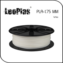 Worldwide Fast Express Within 7 Days Direct Manufacturer 3D Printer Material 1 kg 2.2 lb 1.75mm White PLA Filament