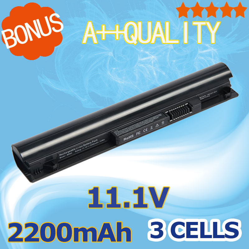 <font><b>2200mAh</b></font> <font><b>battery</b></font> for HP Pavilion 10 TouchSmart 10-e019nr 10-e004au 10-e000es Series MR03 HSTNN-IB5T 740005-121 740722-001 image